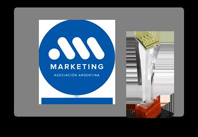 Logo Premio Mercurio de Marketing